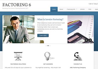 Factoring-Theme6-Screenshot