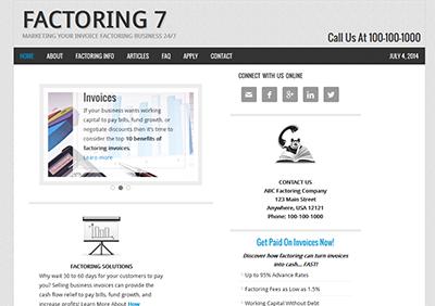 Factoring-Theme7-Screenshot