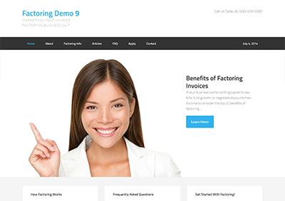 Factoring-Theme9-Screenshot
